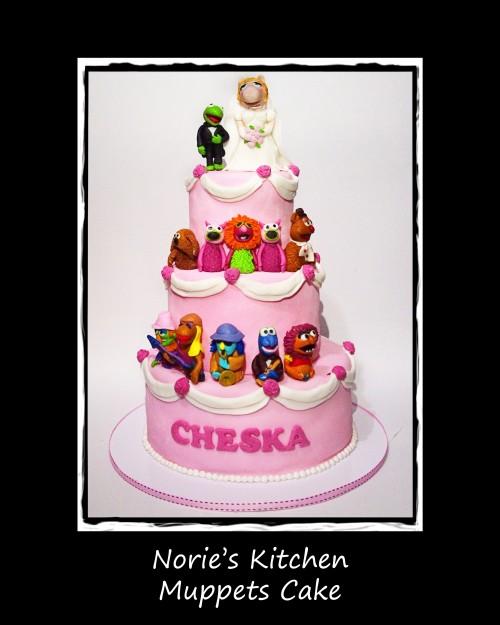 Norie's Kitchen - Muppet Show Cake