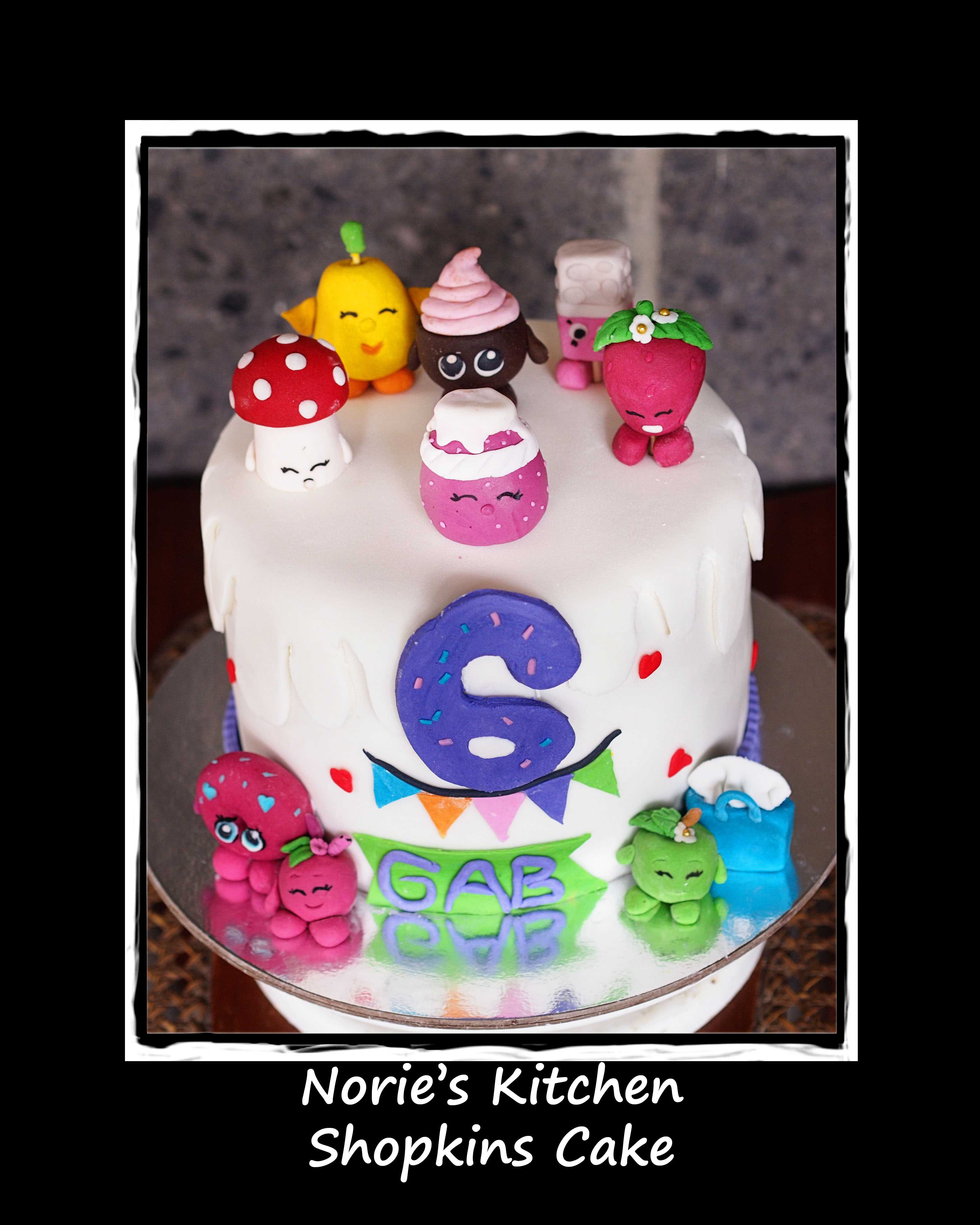 Laguna Nories Kitchen Custom Cakes
